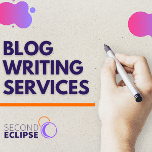 Blog Writing Services Featured Image